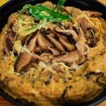 韮生の里 - 料理写真:しいたけ丼