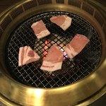 焼肉燦家 - みかわ豚ドライエイジングロース