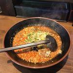 三国志  - 牛肉麻辣担々麺