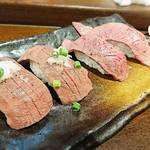 77370316 - 肉寿司