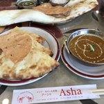 インド・ネパール料理 Asha - 料理写真:
