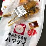 ハマケイ - タレと七味付き