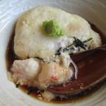 蕎肆 穂乃香 - 外はカリッと中はトロリ