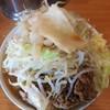 ラーメン二郎 - 料理写真:小豚
