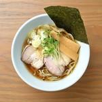 麺屋壱兆 - 半田蔵元たまり 熟成醤油中華そば