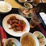 中国料理 龍鱗 - 平日限定サービスランチと杏露酒