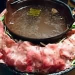 牛タン酒場 SHIRUSHI - 牛タン焼きしゃぶ