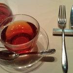 カフェ コムサ - フレーバーティ