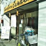 じょんならん - 外観(2017年12月2日撮影)