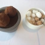 ランファン・キ・レーヴ - トリュフチョコレート