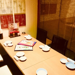 ◇全70席◇広々空間でゆったりとお食事を!個室席のご用意も