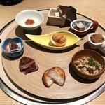 鮮魚と郷土料理の店 たつと - おまかせプレート(1,890円)