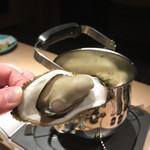 鮮魚と郷土料理の店 たつと - 牡蠣リフト~♡