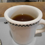 リルベーグル - コーヒー(*^_^*)