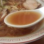 中華そば 幸貴 - スープ