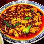 中国菜 オイル - 麻婆豆腐
