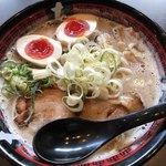 あ - 『あ』ラー麺 ※追加濃厚玉子+大盛