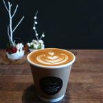 バンクーバー コーヒー - カフェラテ