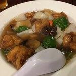 餃子菜館 清ちゃん - 酢豚