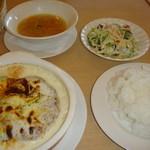 リボルノ - 料理写真:料理