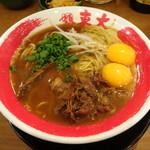 東大 - 徳島ラーメン(700円)