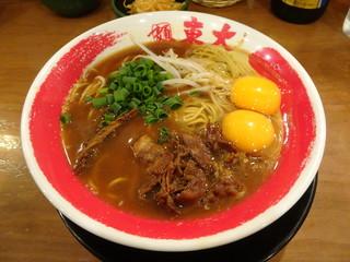 東大 京都店 - 徳島ラーメン(700円)