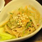 櫓庵治 - 素麺サラダ