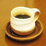 櫓庵治 - コーヒー