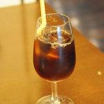 櫓庵治 - アイスコーヒー