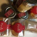 Plesic - 料理写真:買って来たシフォンケーキとプリンです。