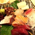 旬 なご味 - 料理写真:刺身盛り合わせ