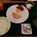ファミリーレストラン 桃源郷 - 料理写真:バイキング一例
