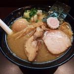 おおぜき中華そば店 - 味噌そば(830円)