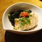 sushi dining 鸞 - あん肝