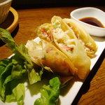 sushi dining 鸞 - 春巻き