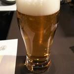 木曽路 - 生ビール