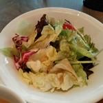 ヴィラッツァ - [料理] サラダ アップ♪w ①
