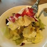 ヴィラッツァ - [料理] サラダ アップ♪w ②