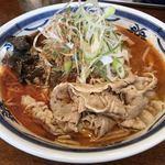 ラーメン・餃子 ハナウタ - 薬膳香辛(大辛)