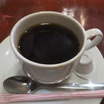 肉バル ゴージラ - ランチの飲み物(コーヒー)