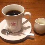 オスロ コーヒー 横浜ザ・ダイヤモンド店 - ホットコーヒー(キング)