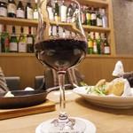 神田の肉バル RUMP CAP - 赤ワイン