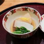 日本料理 太月 - ぶり大根