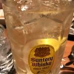 居酒屋 感 - ☆ハイボール