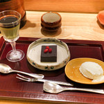 日本料理 太月 - デザート