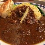 Chuugokuryourisui - 牛バラと筋を煮込んだカレー