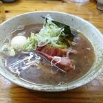 77411734 - 中華そば(醤油)味玉トッピング