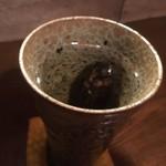 とびうおkitchen - あご酒