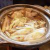 大納言本家 - 料理写真:牡蠣味噌鍋