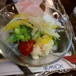 ミック - サラダ